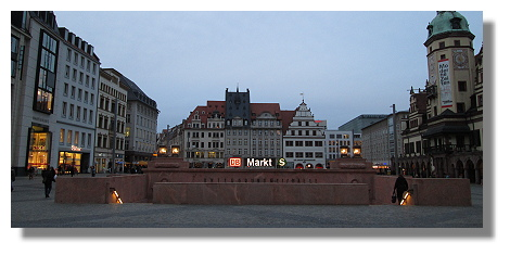 bahnhof leipzig markt. Black Bedroom Furniture Sets. Home Design Ideas